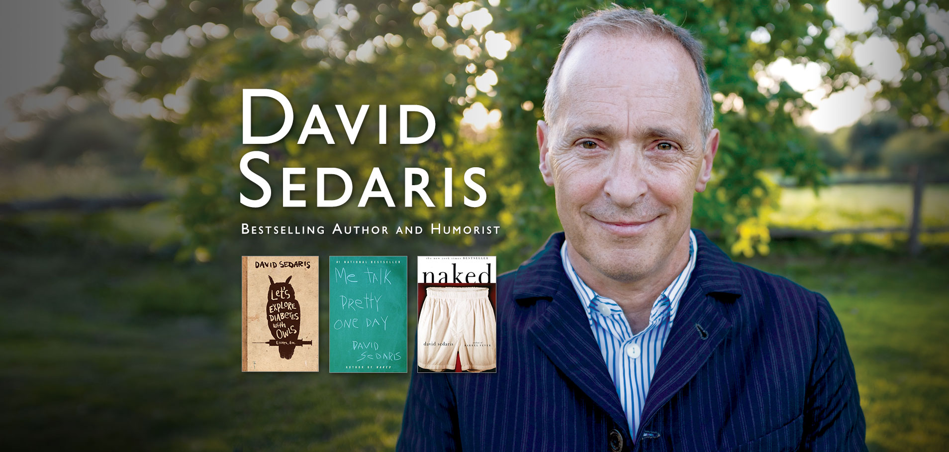 sedaris essays Although sedaris had once volunteered in the sedaris's essays are light and personal — they both raise the question of what's permissible in the context.