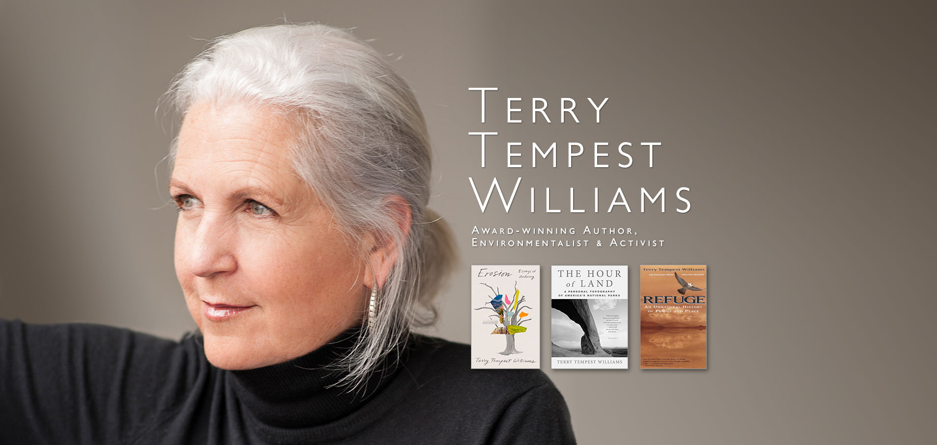 Terry Tempest Williams image