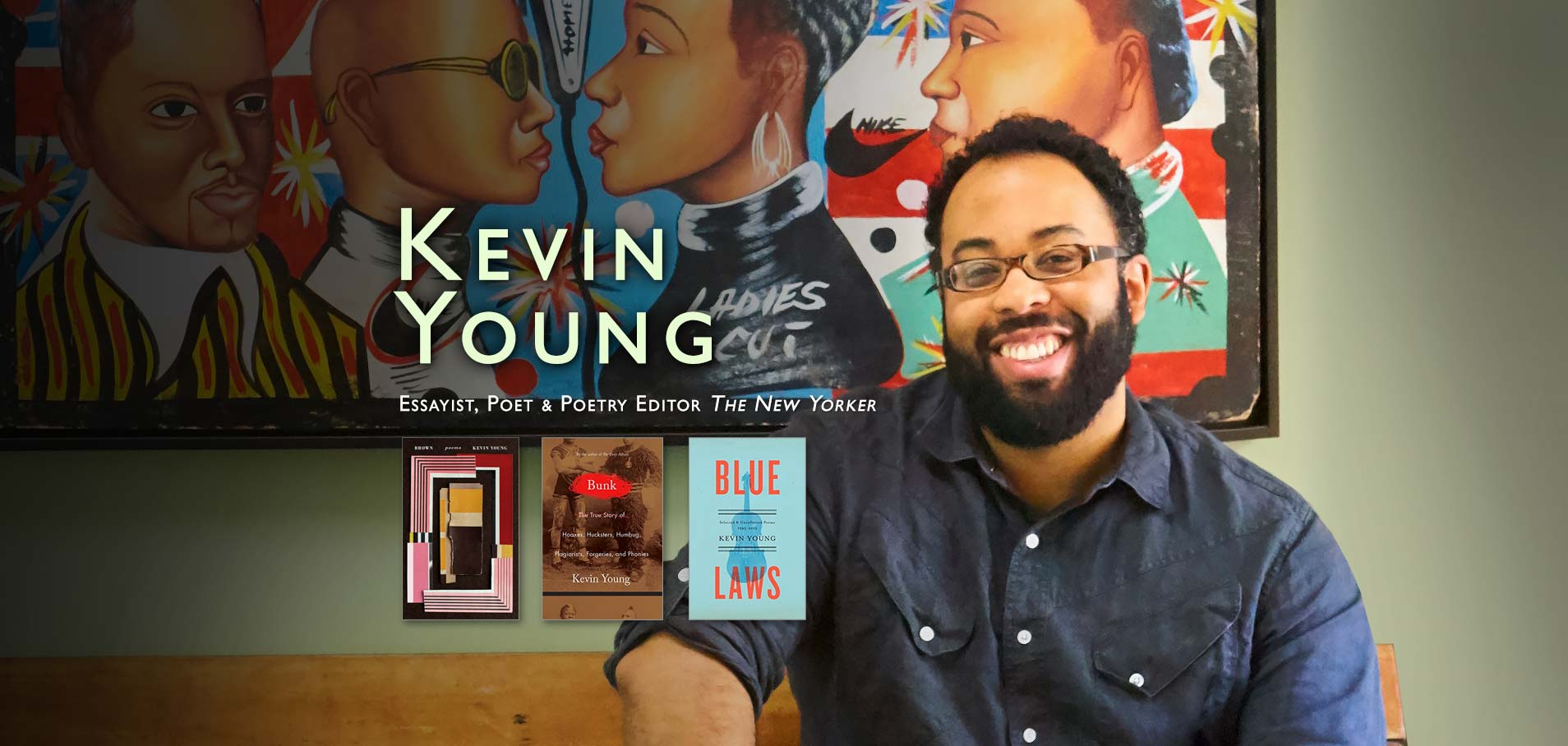 Kevin Young image