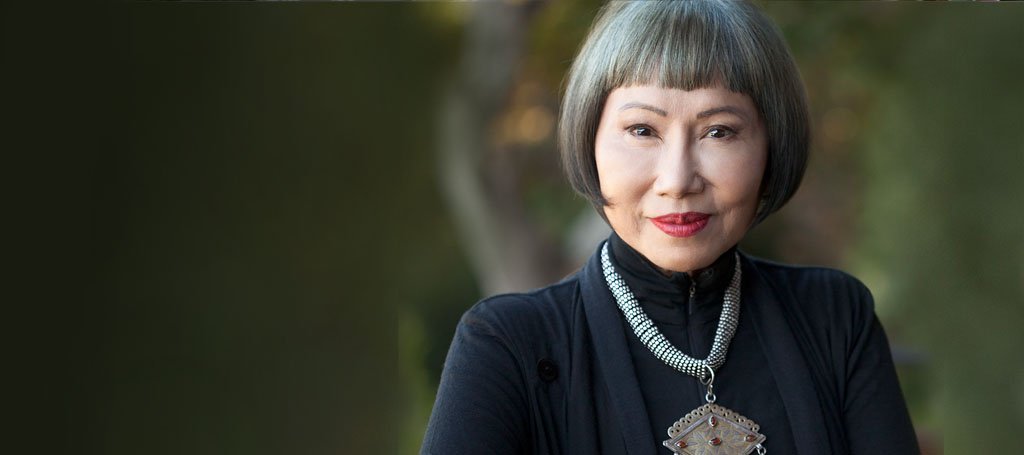 Amy Tan image