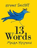 13 words with Lemony Snicket