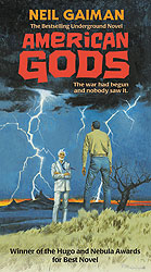 American Gods, Tenth Anniversary Edition, Author's Preferred Text
