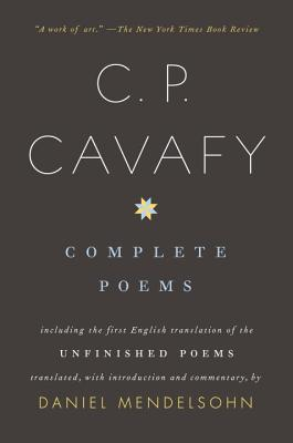C. P. Cavafy: Collected Poems (translator)