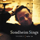 Sondheim Sings, Vol.1: 1962 - 1972