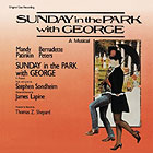 Sunday in the Park with George Original Broadway Cast, 1984