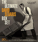The David Sedaris Box Set (14 CDs)
